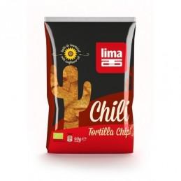 Tortilla chips chili 90g...